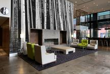Hotel Design / Murals Your Way understands that every hotel is different, and is prepared to offer personalized help for achieving your design goals.