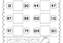 Place value middle