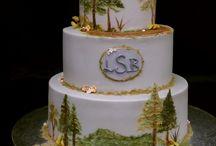 Cakes vintage