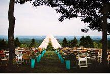 Bohemian Wedding Styling