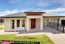 Hazelbrooke Alfresco display home / The perfect sized family home, The Hazelbrooke Alfresco (on display at Hallett Cove) offers separate quarters for parents and kids.