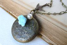 vintage locket search / by Chelsea Brown