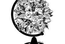 desenhos // tattoos