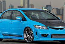 Honda Civic (8th generation) Custom Modified / Honda Civic (8th generation) Custom Modified