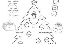 School - Christmas