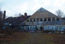 Forgotten Berlin / Berlin ghost and forgotten sites