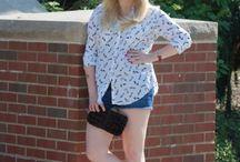 Style Guru Posts Summer 2014 / by Brianna Malotke