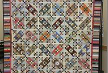 Scraps quilts / mainly from Bonnie K. Hunter