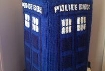 Whovian Stuff / Doctor Who stuff to make or to inspire me.
