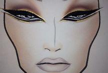 Make Up Sheets/Charts