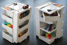 Portable Trolleys / by Theresa Dhaliwal Davies