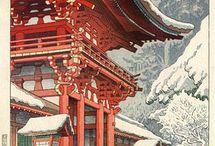 Japanese art / 日本の風景