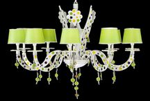 POP DESIGN / Chandeliers and Furniture pieces with an unique, colourful and contemporary design!