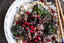 Recipes - Salads / by Kelley O'Brien