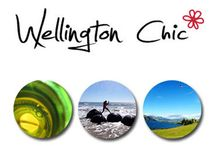 Wellington Chic / Come and have a read around my blog, would love to have you :-)  There's unrelated things like Parenting & Chocolate & All Blacks & stuff...  http://www.wellingtonchic.co.nz