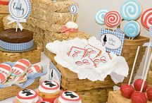Party Inspiration - Wizard of Oz Party