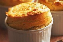 Cheese Soufflé recipes / The soufflé, a lightly baked cake, originates from early eighteenth century France and continues to be a very popular dish across the world. It's best made with Comté, obviously.