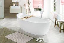 freistehende Badewannen // freestanding bathtub