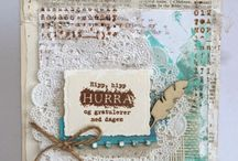 Cards and tags / by Susan Druce