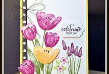 Tranquil Tulips SU