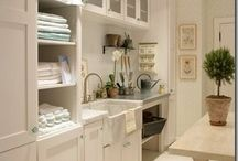 Laundry Room / by Amy Ernest