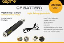 Electronic cigarette to vape / Aspire electronic cigarette, sub ohm vaping, aspire atlantis, aspire cf battery, and so on.