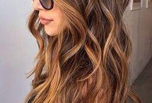 Tigereye hair