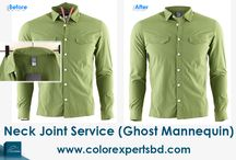 Photoshop Neck Joint/Ghost Mannequin Service