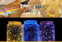 Ideas para decorar y crear / Te damos algunas ideas para decorar tu casa y crear postres.