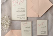 Invitations / by Chloe VanDuinen