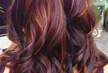 hair / by Amanda Cassista-Clarke