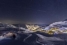 Panoramas - Val Thorens / Best views of Val Thorens ski resort / by Val Thorens
