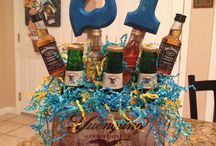 21st birthday ideas / Birthday ideas for 21 years old / by Ria Stump