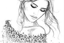 drawing / drawing inspiration