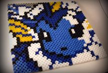 Hama Beads - Mousepad