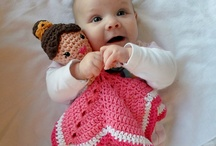 Crochet baby lovey patterns