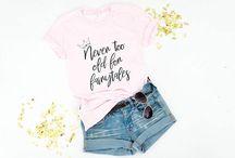 Disney World shirt ideas