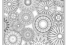 Mandala & Ausmolbiller