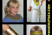 Egyptian Crafts and Learning Activities