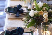 Inspiration - Hochzeitstisch