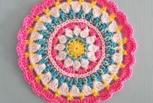 Mandalas a crochet / Tejido