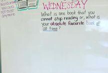 Whiteboard Writing!