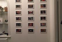 Photo wall / Photo