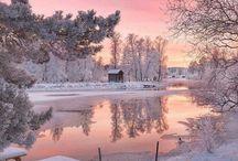 Luonto/ winter wonderland