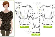 Megvalósítandó ruha