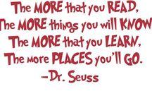 Dr. Seuss / by Susan Brendle
