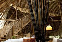 World bamboo Architecture home design
