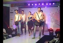 Baggit's Showcase of Men's Fashion Accessories on Femina Fashion Runway at RCity Ghatkopar!
