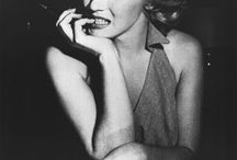 Marilyn Monroe  / celebrities / by Alma Corral