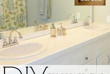 Home: bathroom / by Hillary Klarr